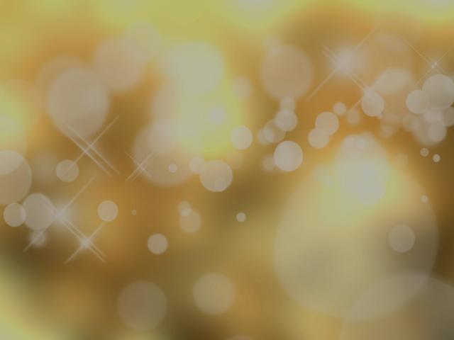 ゴールドの光
