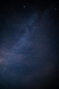 背景画像星空